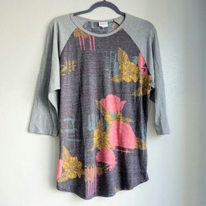 LulaRoe Randy long sleeve t shirt